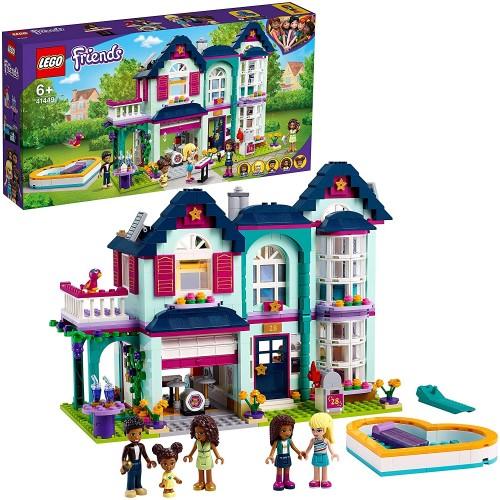 LEGO Andrea's Family House