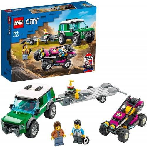 LEGO Race Buggy Transporter