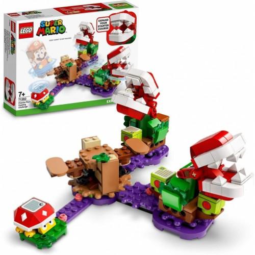 LEGO Super Mario Piranha Plant Puzzling Challenge Expansion Set