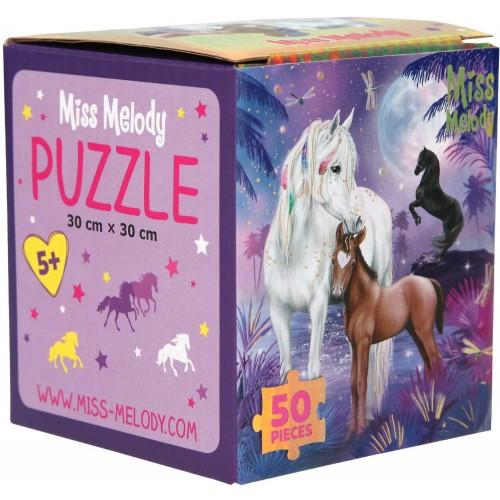 Miss Melody Puzzle 50 pcs