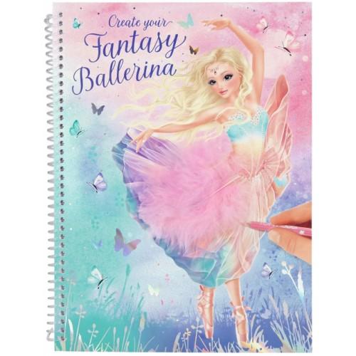 TopModel Create Your Own Fantasy Ballerina