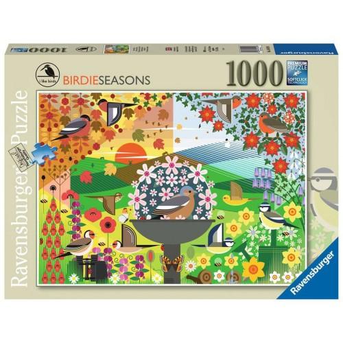I Like Birds 1000 Piece Jigsaw Puzzle