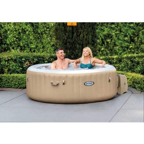 Intex 77 X 28-inch Purespa Bubble Massage Set SPA PURE BUBBLE HOT TUB