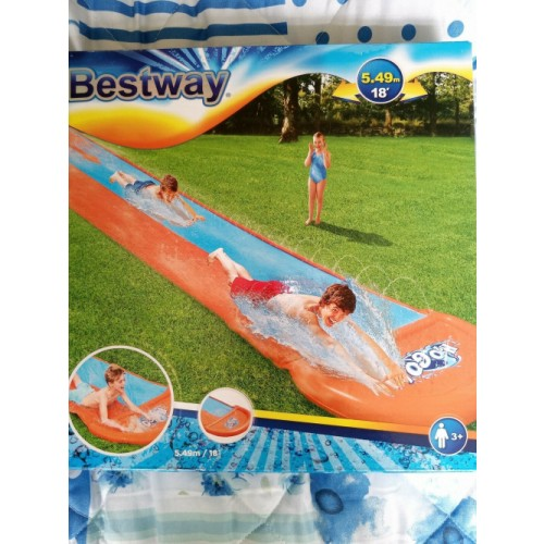 Bestway H20GO! Double Water Slip and Slide - 4.88m