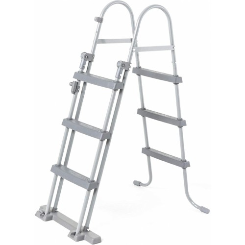 Bestway Flowclear, Metal Above Ground Pool Ladder, 42 inch
