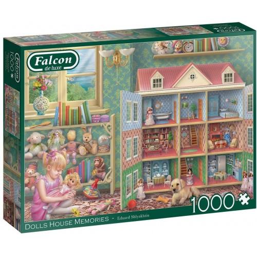 Jumbo Falcon de Luxe - Dolls House Memories 1000 Piece Jigsaw Puzzle