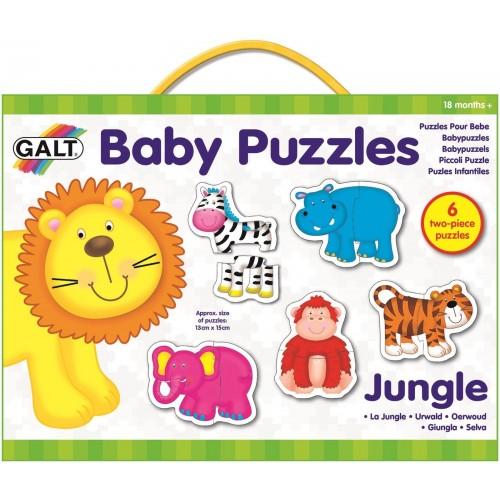 Galt BABY PUZZLE -JUNGLE
