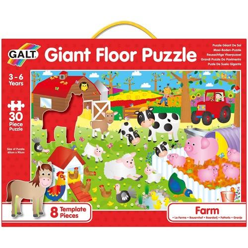 Galt Toys Farm Floor Puzzle