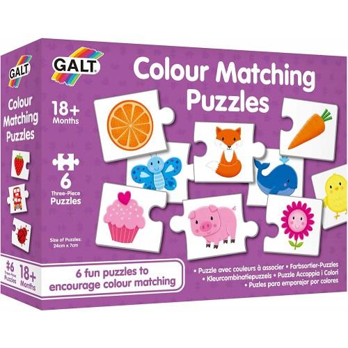 Galt Colour Matching Puzzle