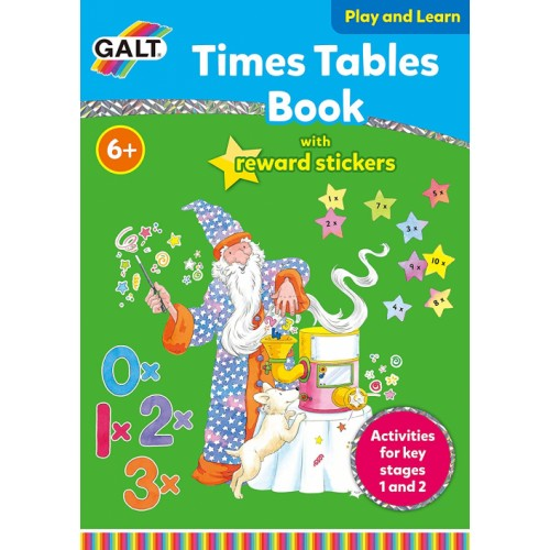 Galt Play & Learn Times Tables