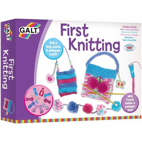 Galt Toys First Knitting Arts & Craft