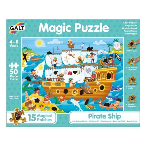 Galt Toys Pirate Ship Magic Puzzle