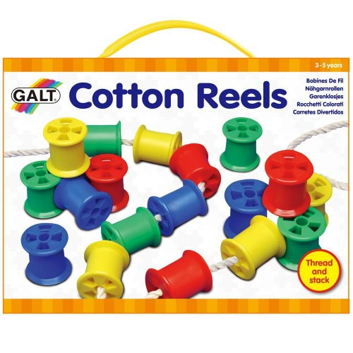 Galt Toys Cotton Reels
