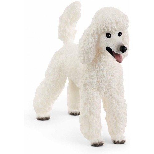 SCHLEICH Animal Figurine Poodle