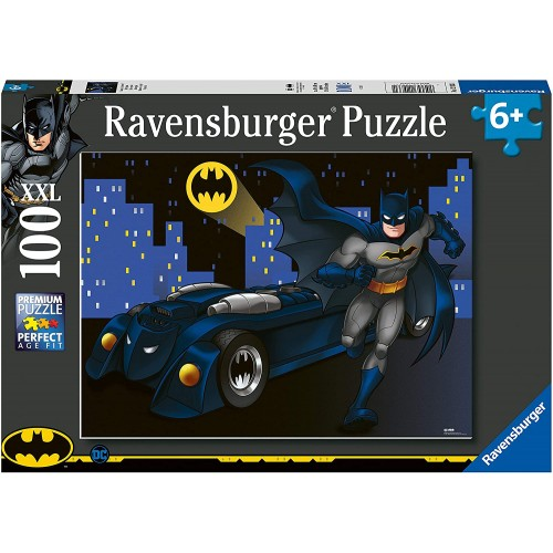 Ravensburger Batman - 100 Piece Jigsaw Puzzle with Extra Large Pieces for Kids