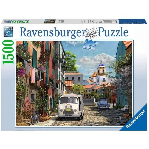 Ravensburger Idyllic Southern France Jigsaw Puzzle (1500 Piece)