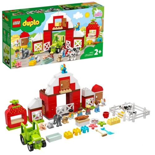 LEGO DUPLO Barn, Tractor and Farm Animal Care