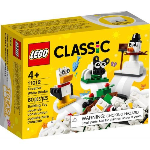 LEGO Creative White Bricks