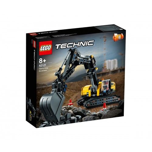 LEGO Havy Duty Excavator