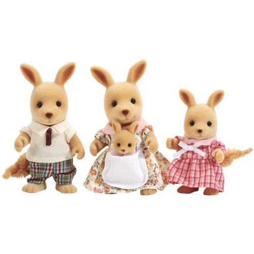 SYLVANIAN FAMILIES Kangaroo Family Family Set