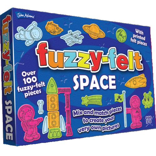 Fuzzy-Felt Space