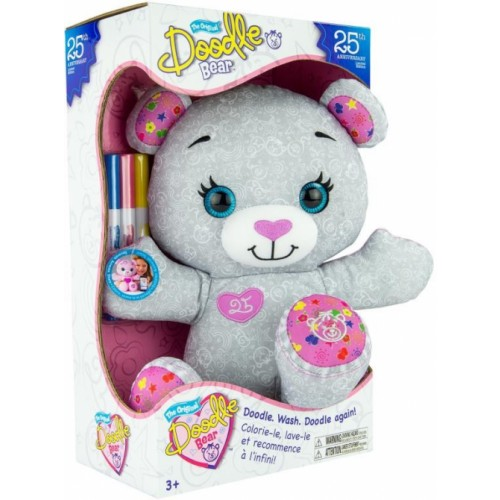 Doodle Bear 25th Anniversary Edition