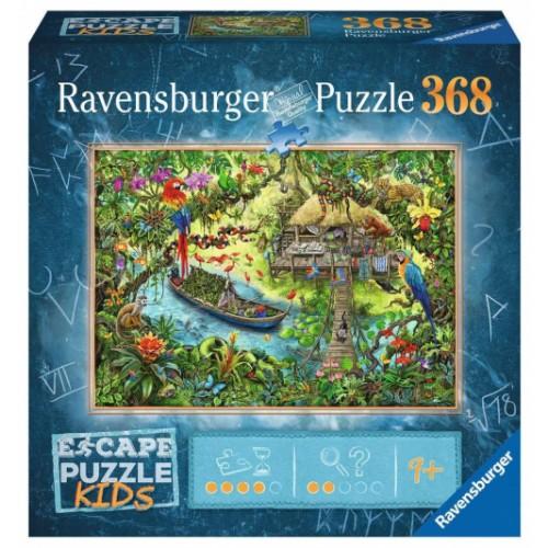 Ravensburger Jigsaw Puzzle Escape Puzzle Kids 368 pieces