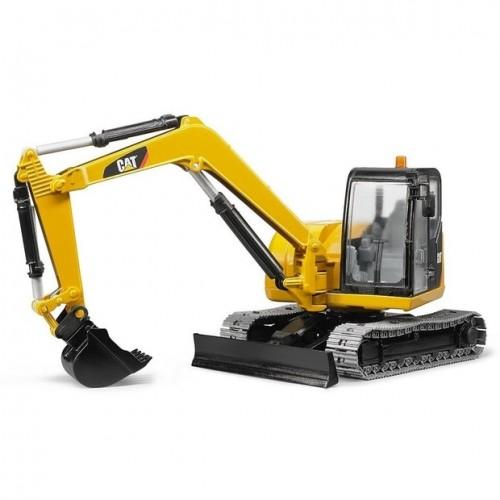 Bruder 1:16 Caterpillar Mini Excavator