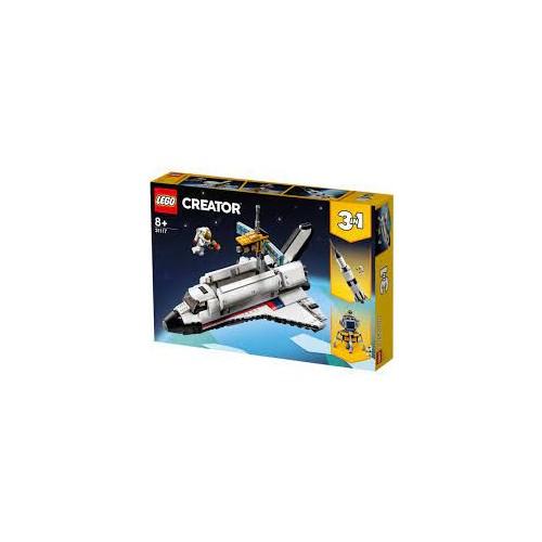 LEGO Space Shuttle Adventure CREATOR