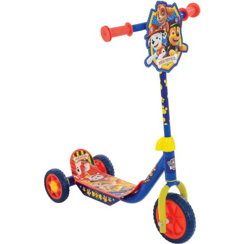 Paw Patrol Deluxe - My First 3 Wheel Tri Scooter