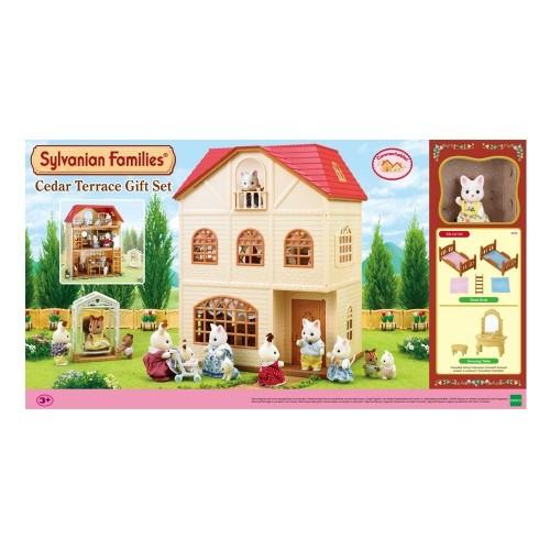 Sylvanian Families Cedar Terrace Gift Set