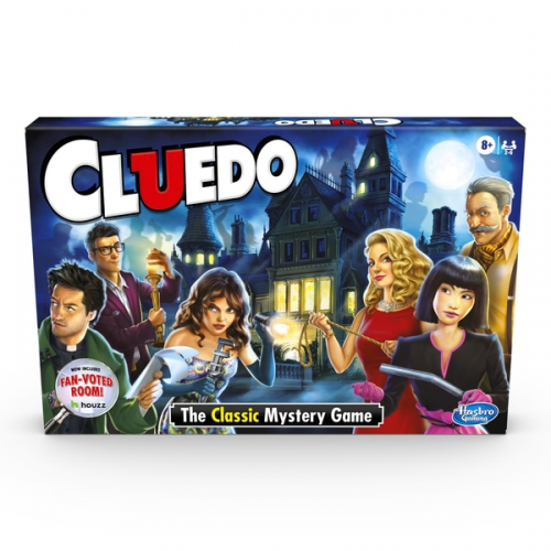 Cluedo Clue The Classic Mystery Game