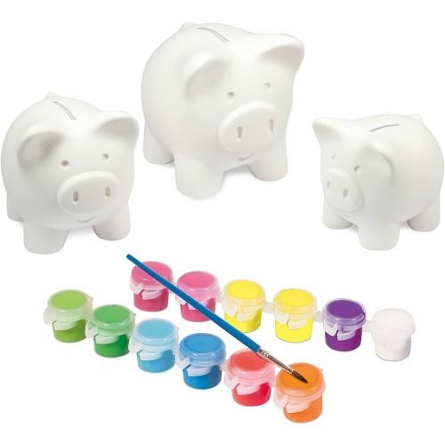 Galt Toys, Paint A Piggy Bank