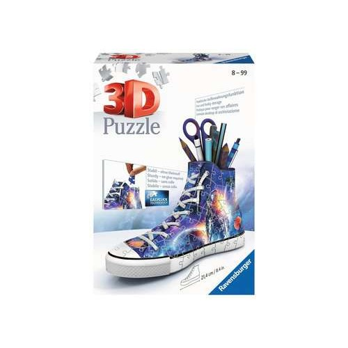 Astronauts in Space Trainer 3D Puzzle, 108pc