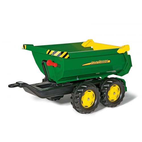 John Deere Giant Half-Pipe Trailer