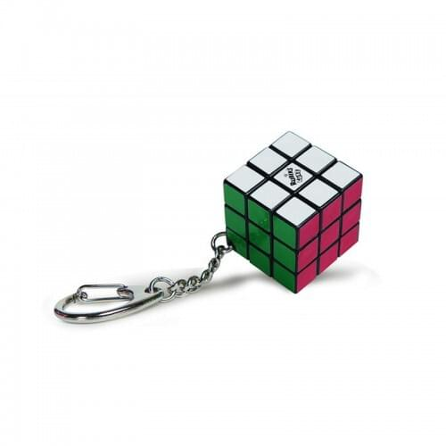 Rubiks 3X3 Mini Keyring