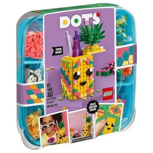 LEGO 41906 Pineapple Pen Holder dots