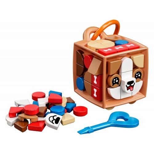 LEGO Bag Tag Dog DOTS