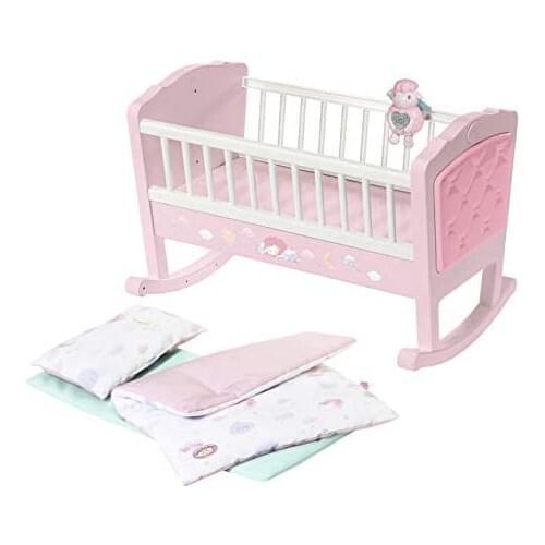 Zapf Creation Baby Annabell Sweet Dreams Crib