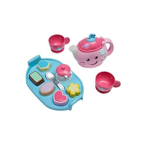 Fisher-Price Laugh and Learn Sweet Manners Tea Playset