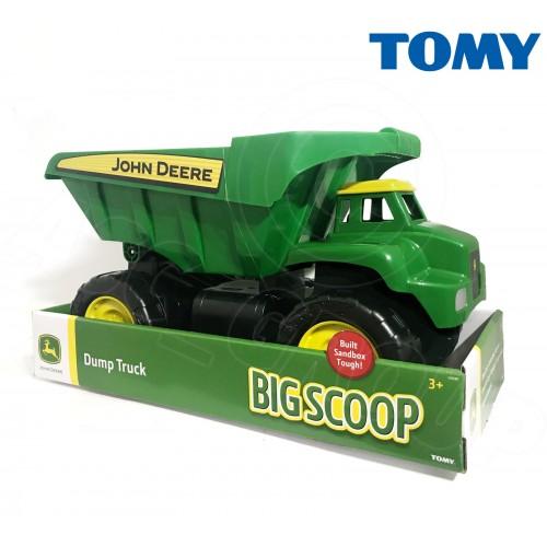 TOMY - John Deere BIG SCOOP DUMP TRUCK