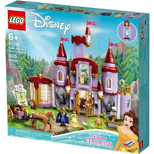 LEGO Belle and the Beast's Castle DISNEY PRINCESS