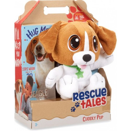 Rescue Tales Cuddly Pup Asst Wave 2