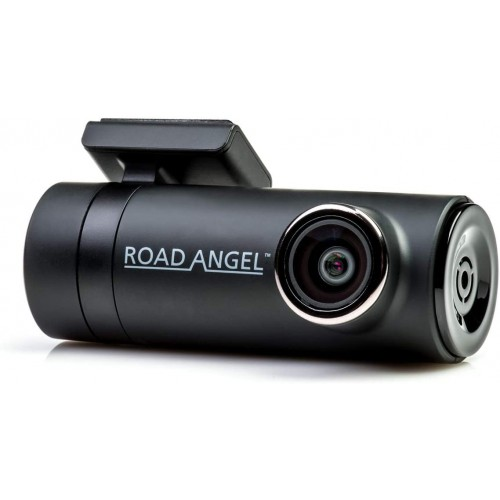 Halo Drive by Road Angel Dash Cam, 2K 1440p 140° Camera with Super Night View, Built-In Wi-Fi