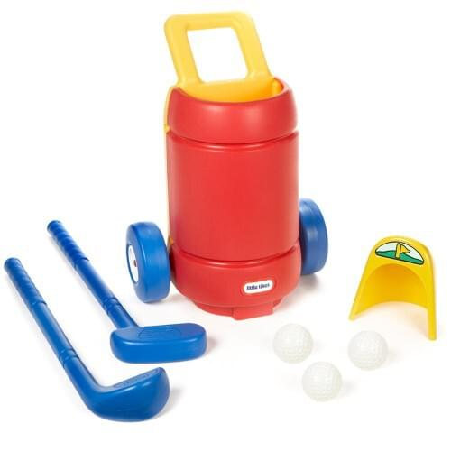 Lttle Tikes Easy Hit Golf Set