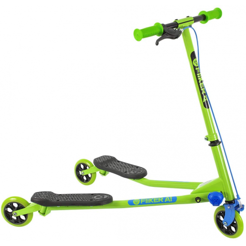 Yvolution Y Fliker Air A1 Swing Wiggle Scooter