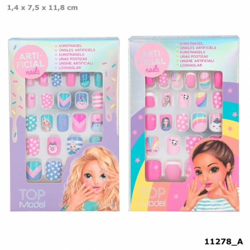 Top Model Artifical Nails