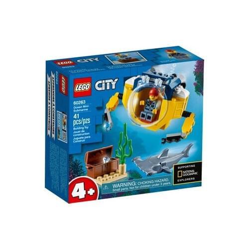 Ocean Mini-Submarine