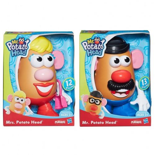 Hasbro Mr And Mrs Potato Head