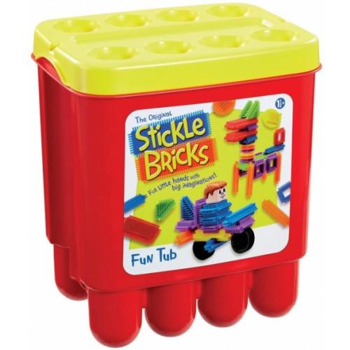 Stickle Bricks - Stick Fun Tub